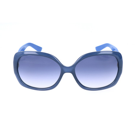 Women's ET607S-424 Sunglasses // Blue