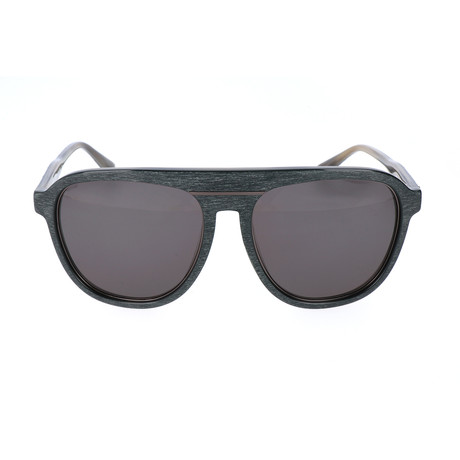 Men's ET625S-13 Sunglasses // Black + Horn