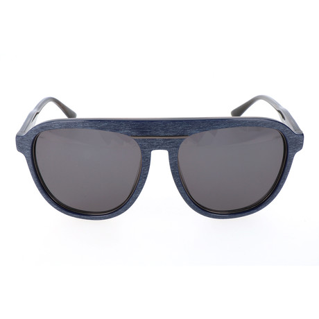 Men's ET625S-440 Sunglasses // Blue + Horn
