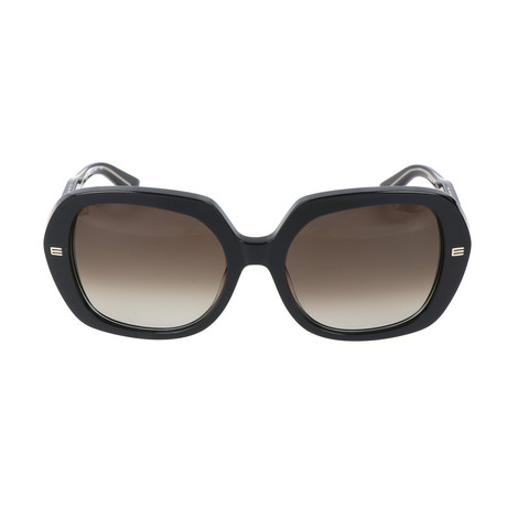 Women's ET618S-1 Sunglasses // Black