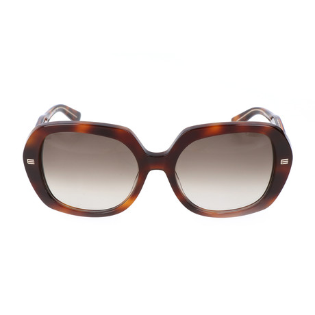 Women's ET618S-214 Sunglasses // Havana