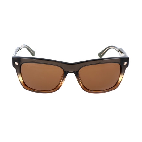 Men's ET624S-65 Sunglasses // Smoke Brown