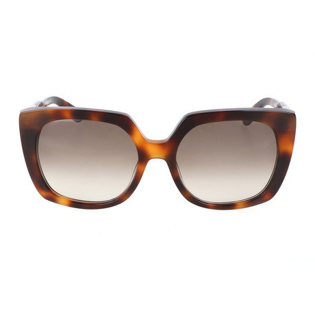 Women's ET621S-214 Sunglasses // Havana