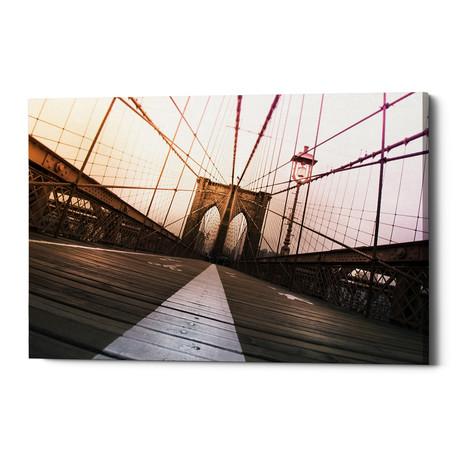 """Brooklyn Bridge (12""""W x 18""""H x 0.75""""D)"""