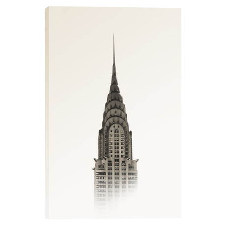 "Chrysler Building (12""W x 18""H x 0.75""D)"