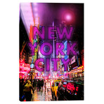 "New York City Color (12""W x 18""H x 0.75""D)"