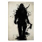 """Apocalypse Hunter (26""""W x 40""""H x 0.75""""D)"""