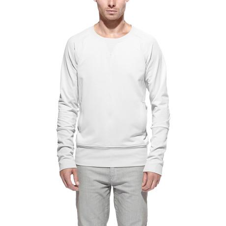 Track Sweatshirt // Pewter (S)