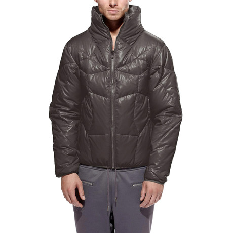 Jugar Shiny Cire Down Jacket // Black (S)