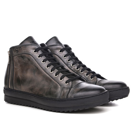 Clapham Boot // Vintage Black (US: 7)
