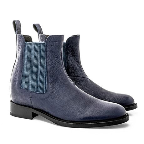 Colmar Boot // Blue Navy (US: 7)