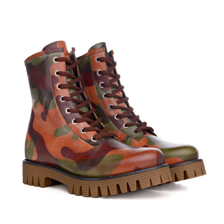 Monterry Boot // Camouflage (US: 7)