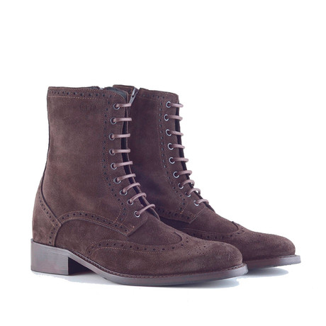 Satween Boot // Brown (US: 7)