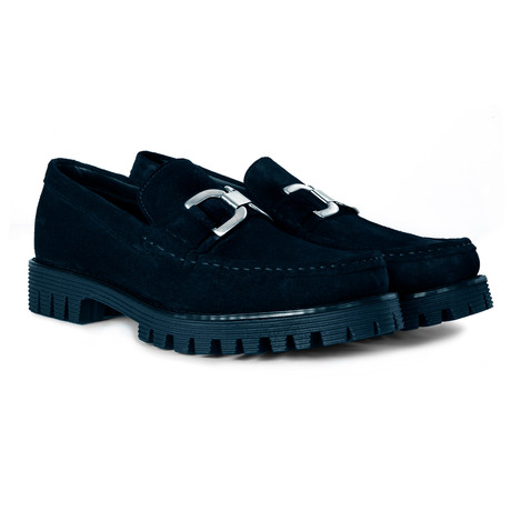 Versailles Shoe // Dark Blue (US: 7)