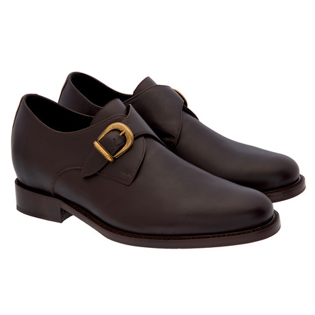 Wall Street Shoe // Dark Brown (US: 7)
