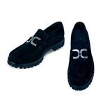 Versailles  Loafers // Dark Blue (US: 7)