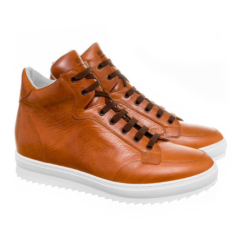 Worth Avenue Boot // Cognac (US: 7)