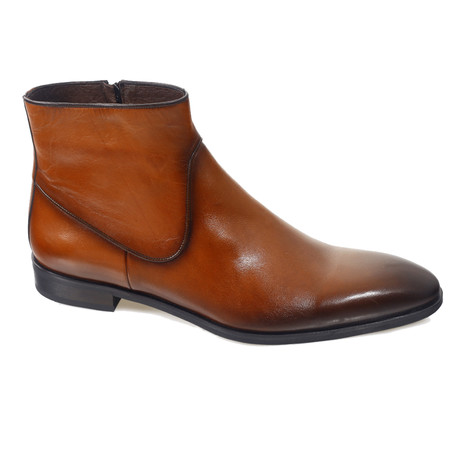 Oliva Shoe // Light Brown (Euro: 40)
