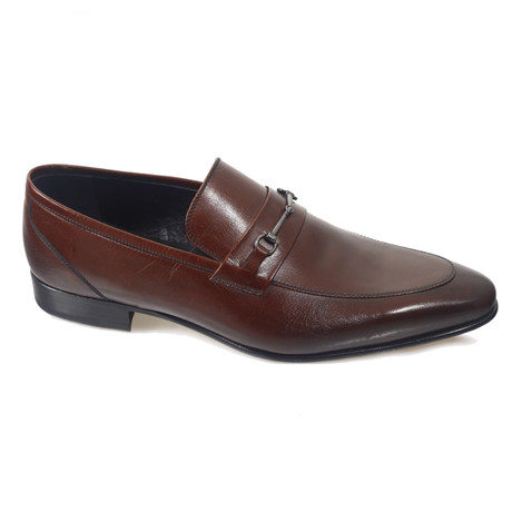 Rustemi Shoe // Brown (Euro: 40)