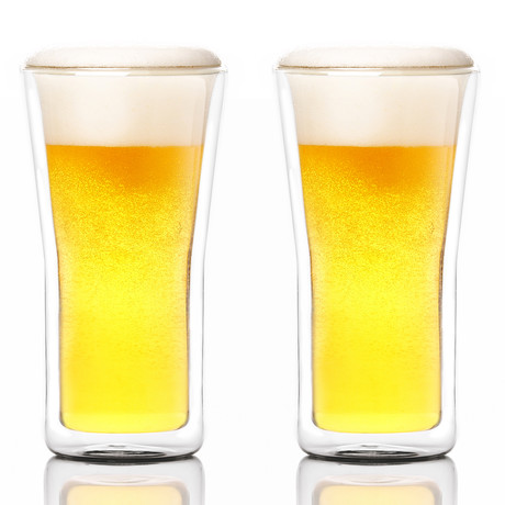 Weizen Double Walled Glass // Set of 2