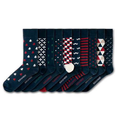 Barnsley House Socks // Set of 10