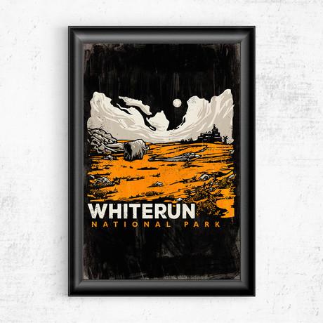 """Whiterun // Skyrim (16""""W x 20""""H)"""