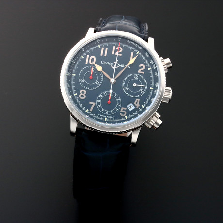 Ulysse Nardin Chronograph Automatic // Pre-Owned