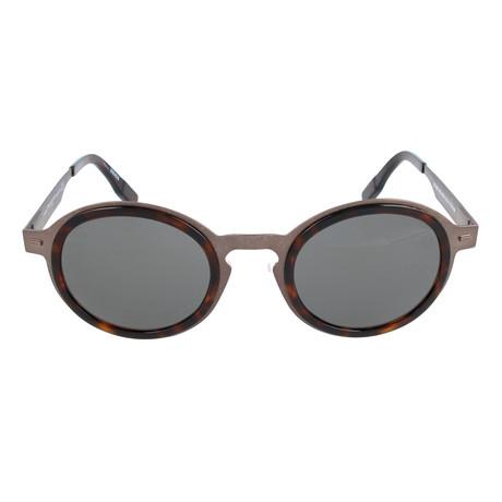 ZC0006 Men's Sunglasses // Gray + Smoke