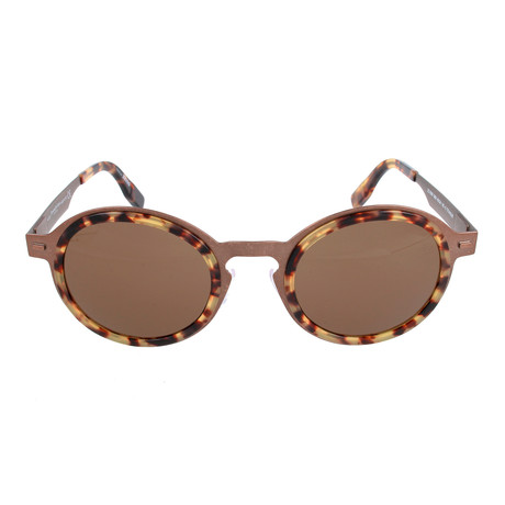 ZC0006 Men's Sunglasses // Bronze + Roviex