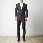 Paolo Lercara // Modern Fit Suit // Charcoal (US: 36S)