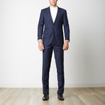 Paolo Lercara // Modern Fit Suit // Navy (US: 40L)