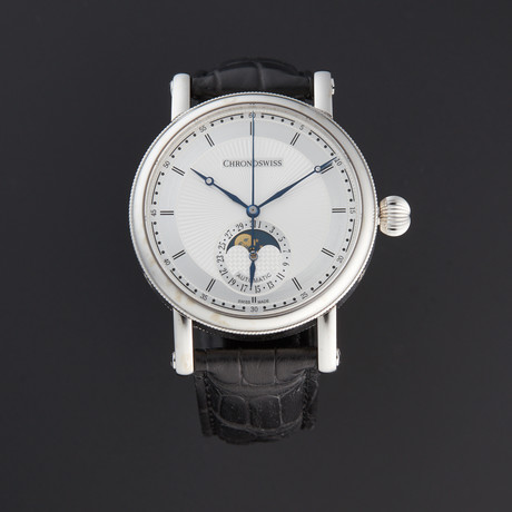 Chronoswiss Sirius Moon Phase Automatic // CH-8523/11-1 // Store Display