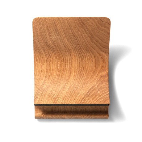 A1 Stand // iPad // Oak