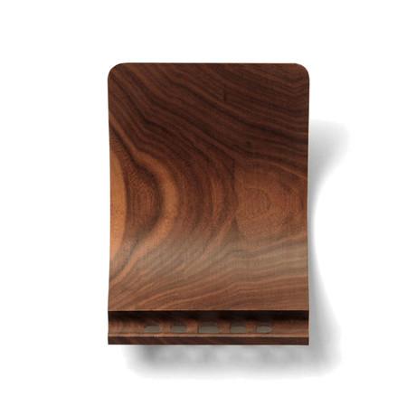 M1 Stand // iPad // Walnut