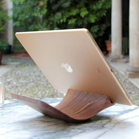 P1 + Pencil // iPad Pro // Walnut