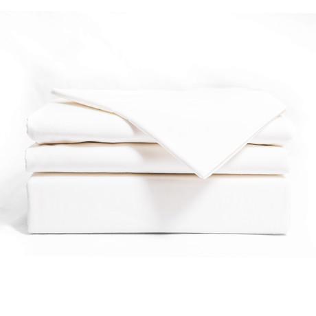 Sheet Set + Mist // White (Twin)