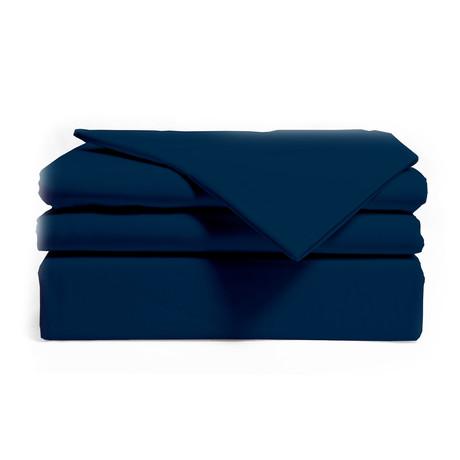 Sheet Set + Mist // Blue (King)