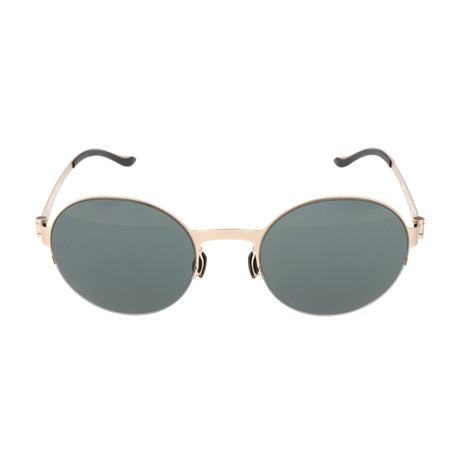 Men's M1036 Sunglasses // Gold