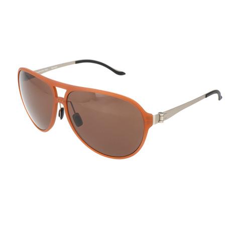 Men's Domini Sunglasses // Copper + Silver