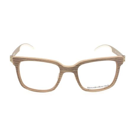 Men's M4017 Frames // Nude + Gold