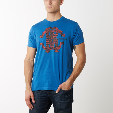 Giacinto T-Shirt // Cornflower Blue (S)