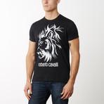 Giacinto T-Shirt // Black (S)
