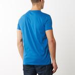 Muzio T-Shirt V2 // Cornflower Blue (S)