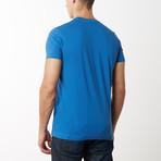 Saverio T-Shirt // Cornflower Blue (S)