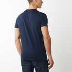 Saverio T-Shirt // Navy Blue (S)