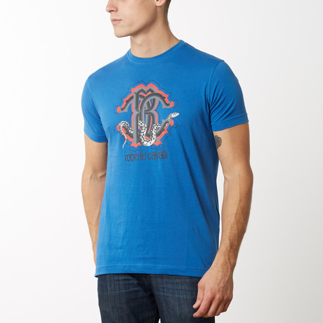 Saverio T-Shirt // Cornflower Blue (S)