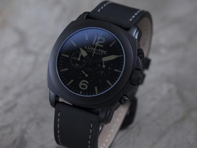 Photo of LÃœM-TEC Rugged Luminescent Watches LÃœM-TEC M74 Chronograph Quartz // LTM74 by Touch Of Modern