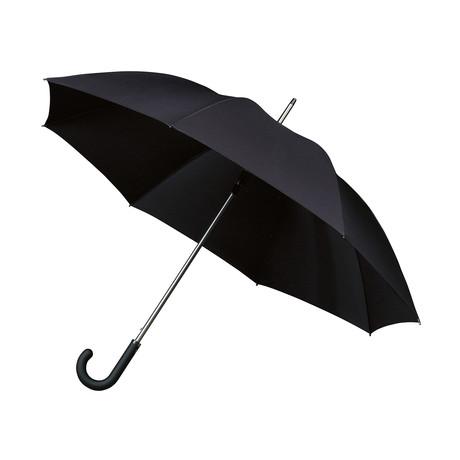 Falcone // Luxurious Automatic Golf Umbrella // Black