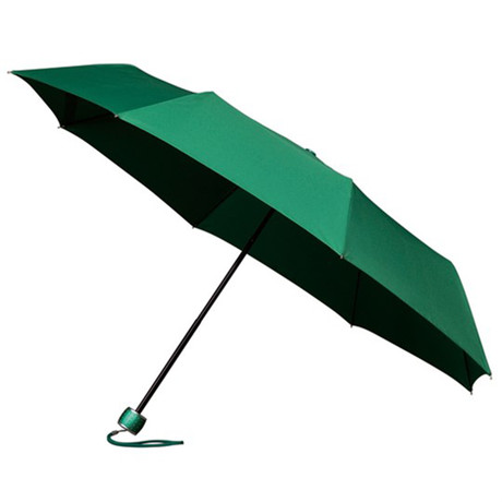 Mini-Max // Automatic Foldable Umbrella (Navy Blue)