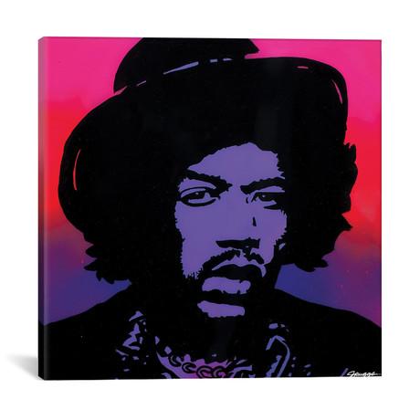 """Hendrix Hat // JRuggs (18""""W x 18""""H x 0.75""""D)"""